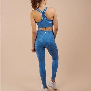 Pants - Blueberry marl set
